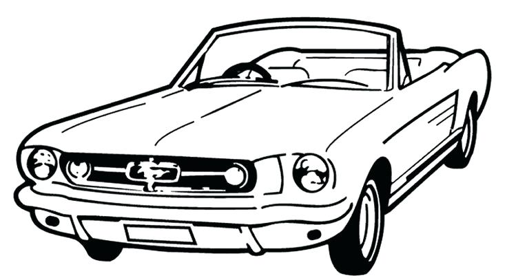 736x407 Here Are Mustang Coloring Pages Pictures Drawing Mustang Car