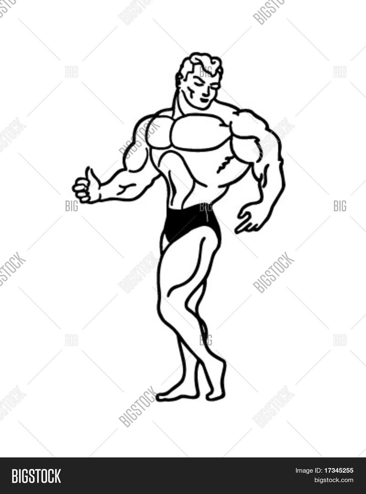 1200x1620 Muscle Man