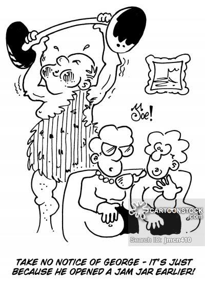 400x551 Muscle Men Cartoons And Comics