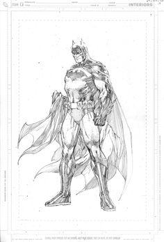 236x347 Drawn Batman Muscle Man