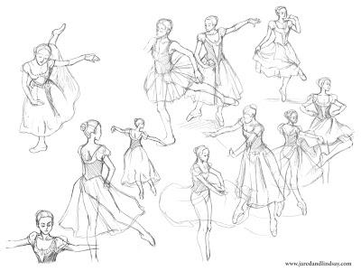 400x300 Lindsay Cibos' Art Blog Ballerina