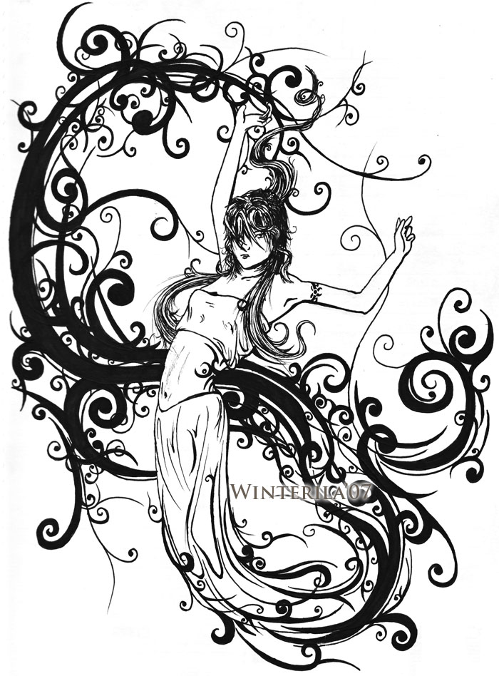 700x948 Art.dance.music. By Oowinterilaoo