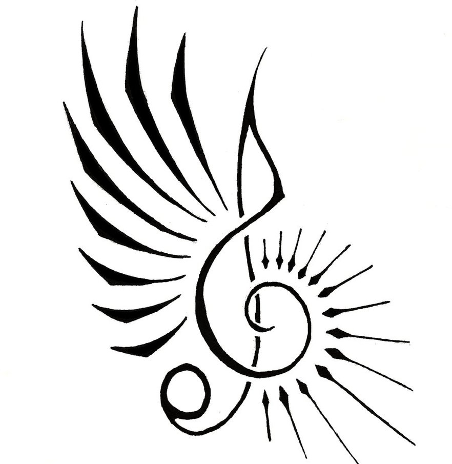 882x905 Cool Music Drawings Cool Music Note Drawing Hd Desktop 9 Hd