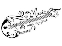 236x177 Guitar Embroidery Design Music Embroidery Designs