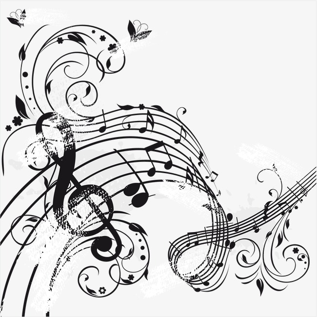 650x650 Music Notes, Sheet Music, Note, Stave Png Image And Clipart