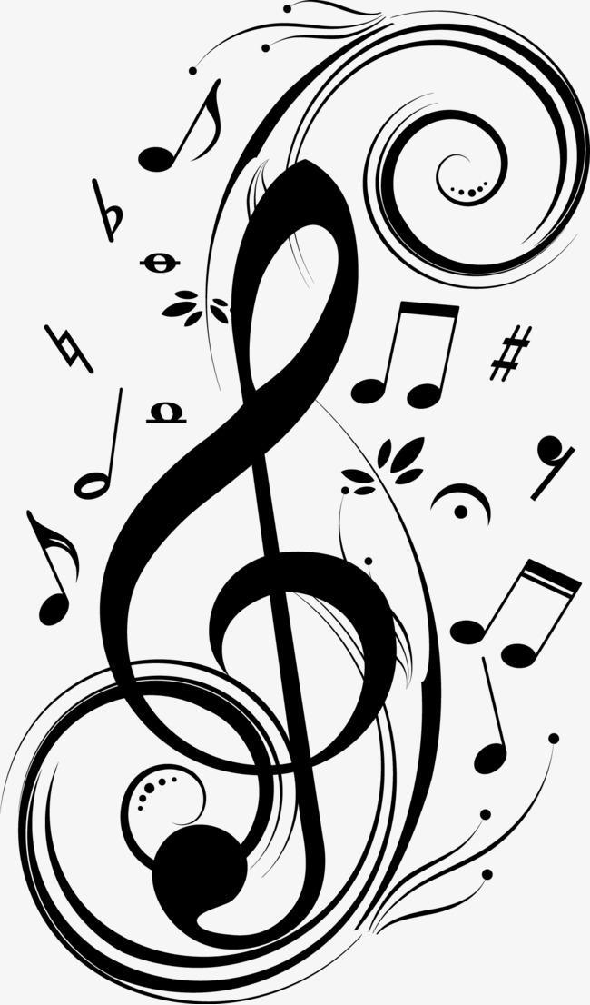 650x1106 Musical Symbol Vector Material, Symbol, Musical Note Png