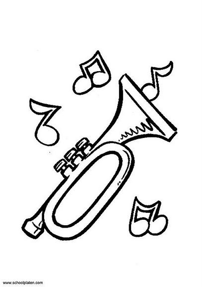 Music Note Symbol Drawing