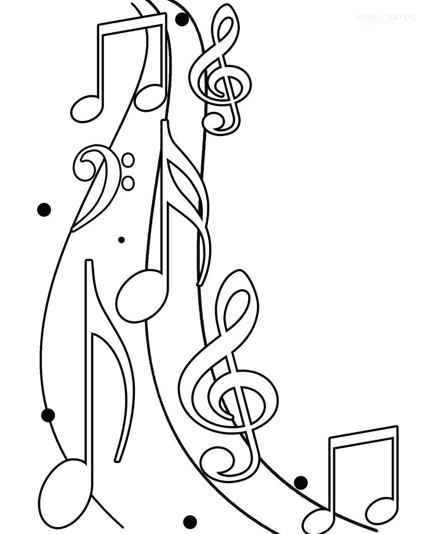 850x1060 Images Of Music Notes Symbols Gallery