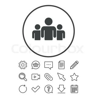 320x320 Music Note Sign Icon. Musical Symbol. Document, Chat And Paper