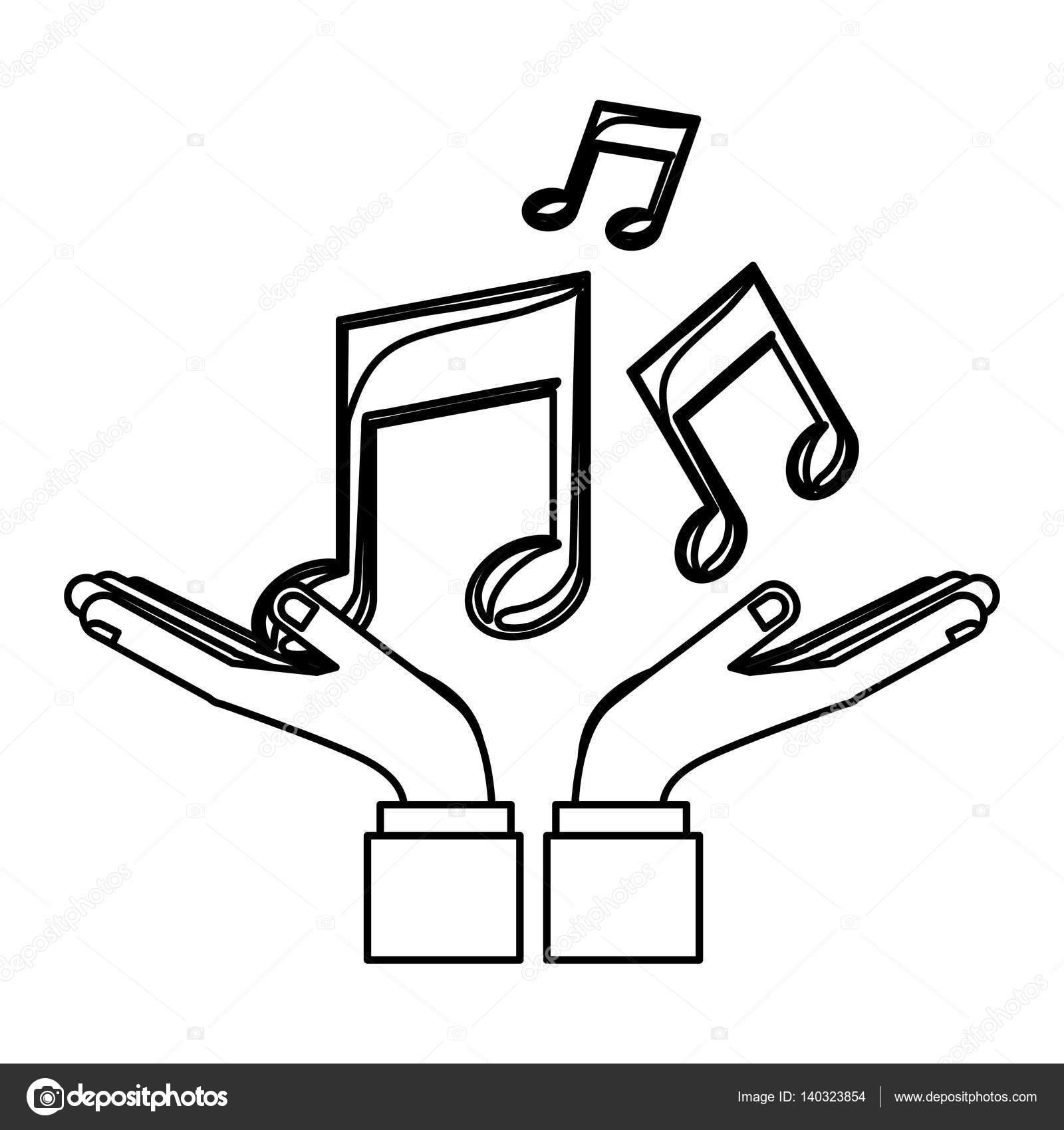 1600x1700 Music Notes Symbols Stock Vector Grgroupstock