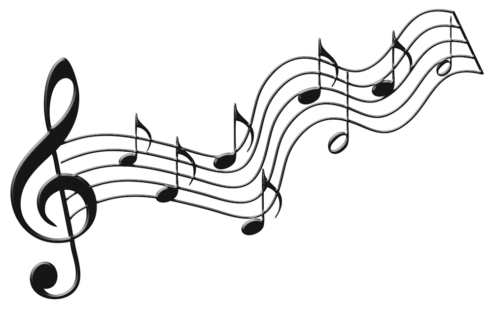 1000x627 Drawn music notes clipart transparent