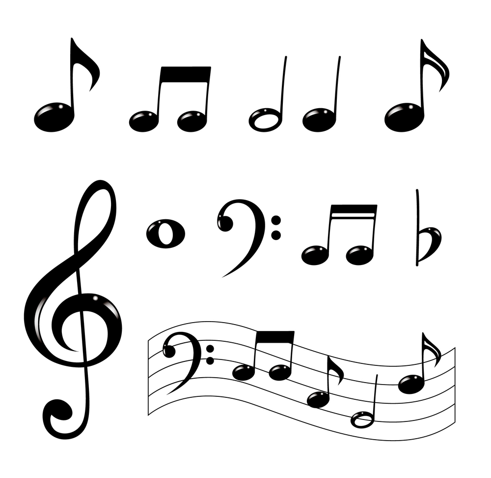 1000x972 Tag how to draw musical notes step by step