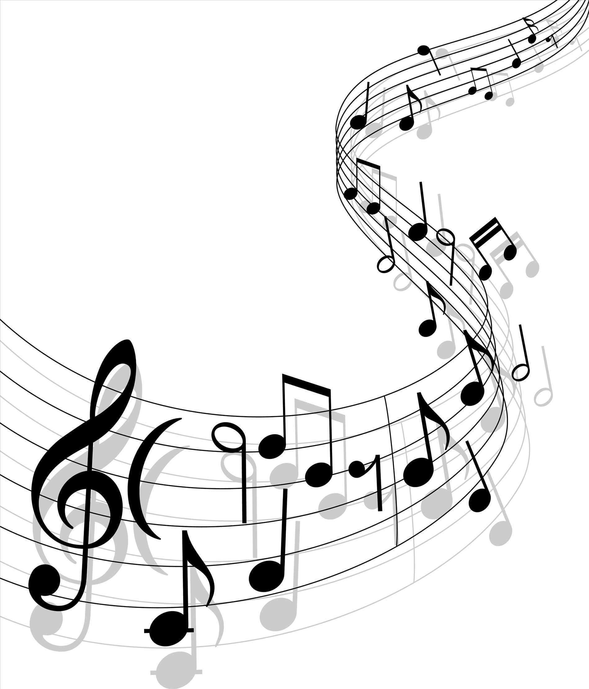 1899x2220 drawings art pictures of free download of cool music notes