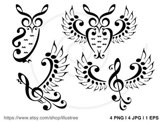 570x428 Music Note Art