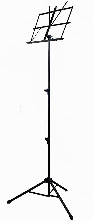 373x886 Hisonic 7125 Ultra Light Aluminum Folding Music Stand