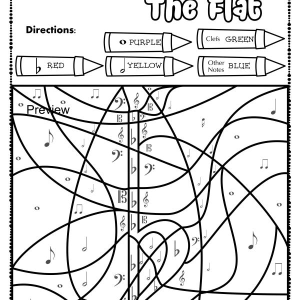 600x600 Let`s Learn The Music Symbols {No Prep Printables Bundle