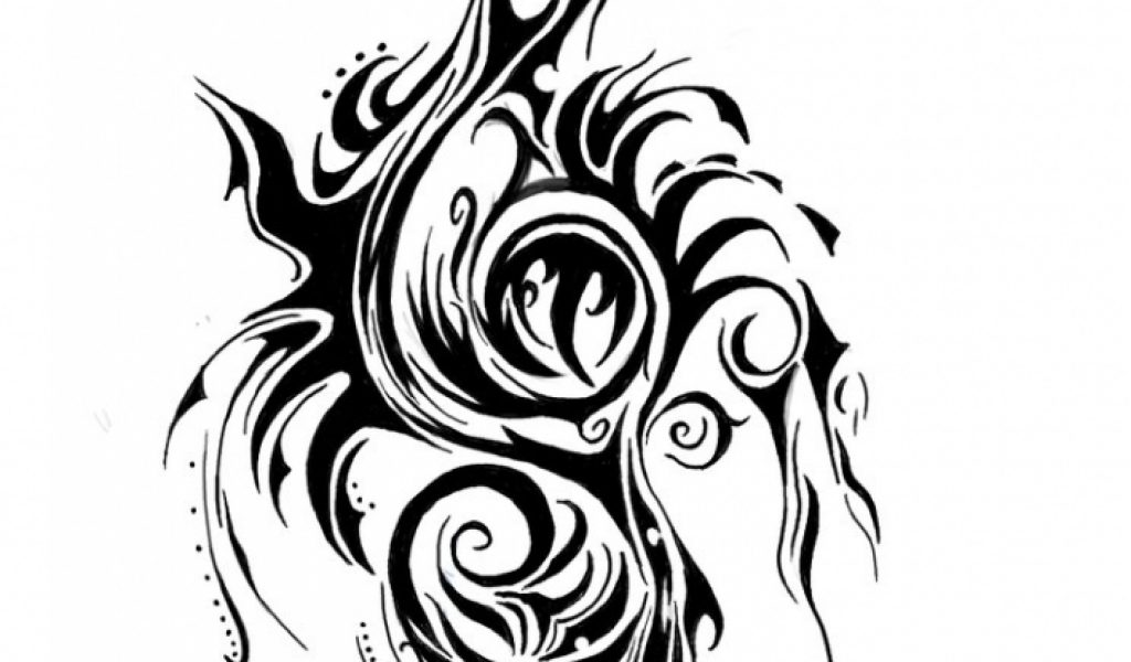 Line Drawing Pictures : Music tattoo drawing at getdrawings free for personal use