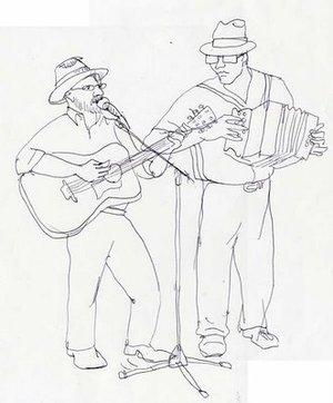 300x362 Weaverly Klezmer Musicians