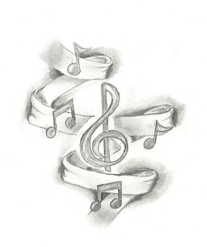 669x799 Anna Chlumsky Music Note Tattoos