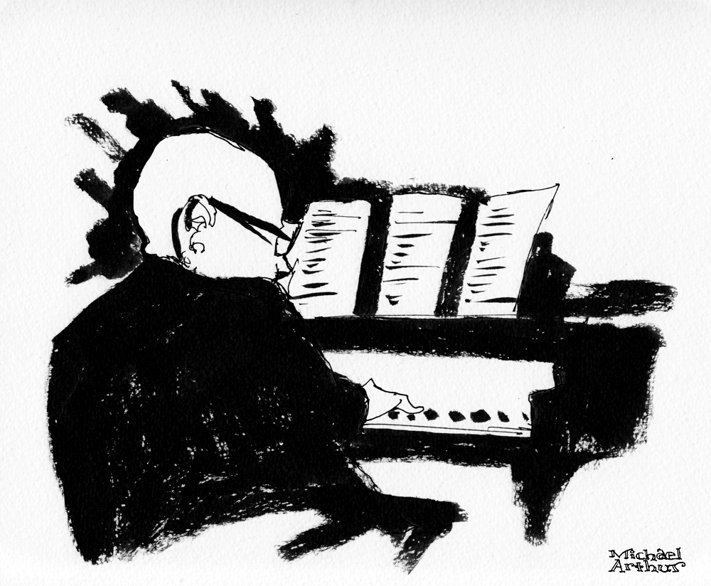 1000x824 Blog (Daily Drawings) Michael Arthur