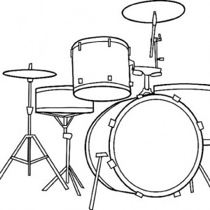 300x300 Clarinet Is A Musical Instruments Coloring Pages Bulk Color