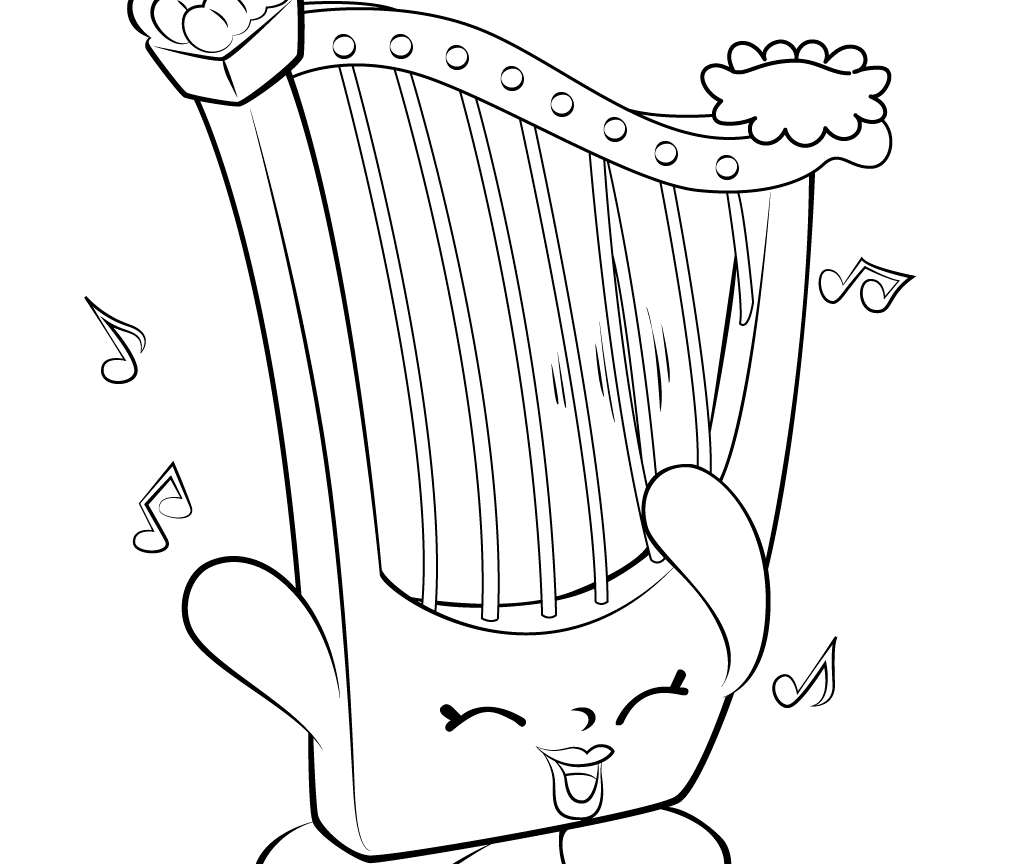 Musical Instruments Drawing at