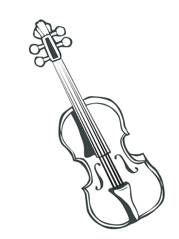 600x800 Kids N 62 Coloring Pages Of Musical Instruments