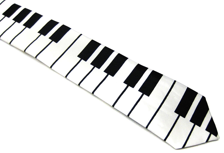 1500x1029 Piano Key Keyboard Music Tie Unisex 2