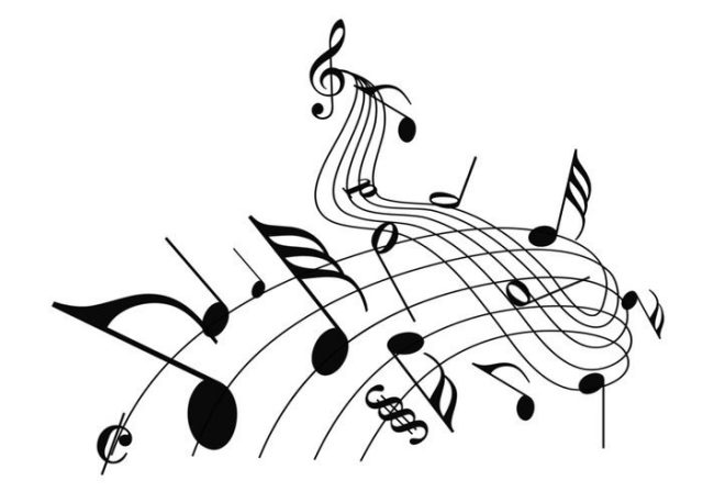 640x448 Music Note Brush Essential Drawing Modern Notes Pack