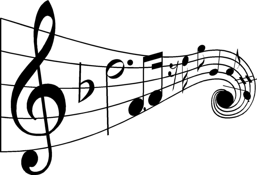 1024x698 Coloring Pages Music Note Notes Drawing Page