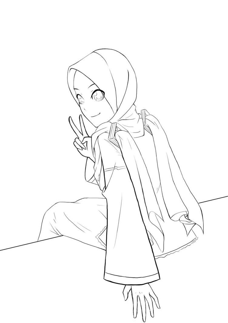 752x1063 Miku Muslimah(Keisayu Roxas[Fb] Request) By Ixleoxxv