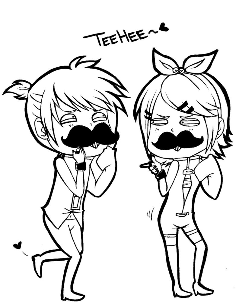 792x1009 Let Us Wear Mustaches Together! By Cloudpop