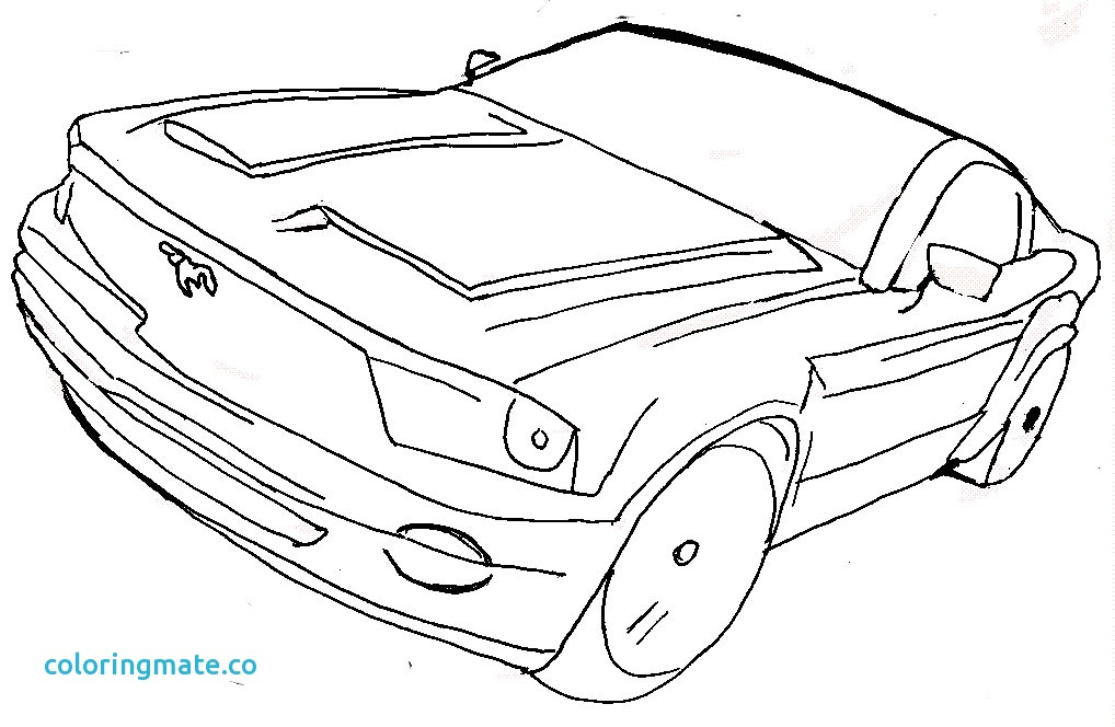 1018x664 Mustang Coloring Pages Awesome Ford Mustang Gt Car Coloring Pages