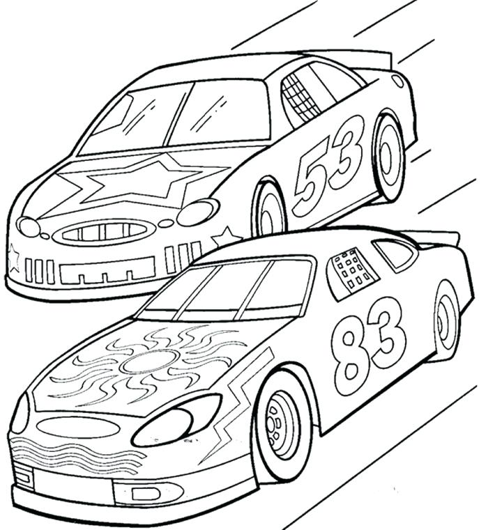 700x761 Coloring Car Games Mustang Police Car Coloring Pages Games