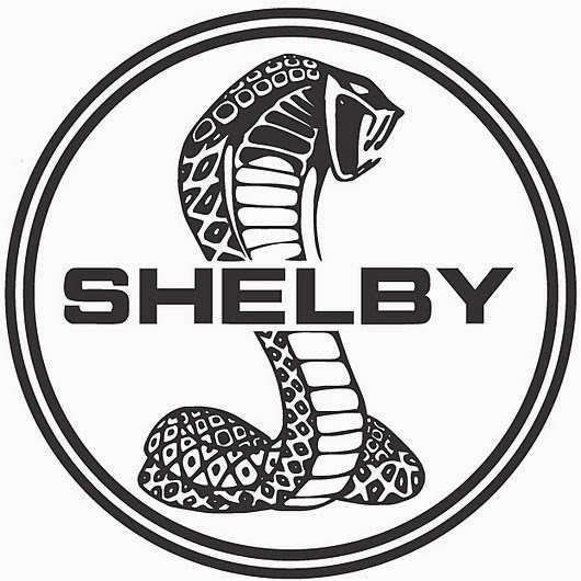 530x530 Shelby Cobra Logo Outline Silhouette Ideas Outlines