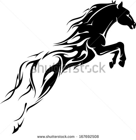 450x462 Horse Stock Photos, Images, Amp Pictures Shutterstock Drawings