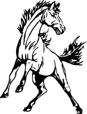 304x400 Mustang Logo