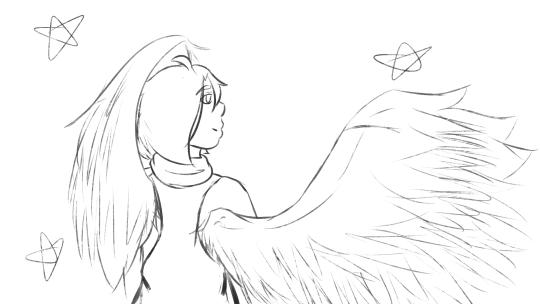 540x304 The Origins Of My Anime Drawings Tumblr
