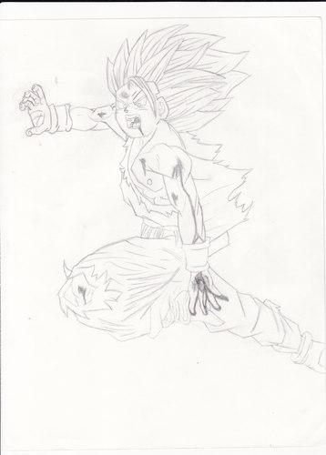 358x500 Dragon Ball Z Images My Drawing Of Gohan Doing The Kamehameha Hd