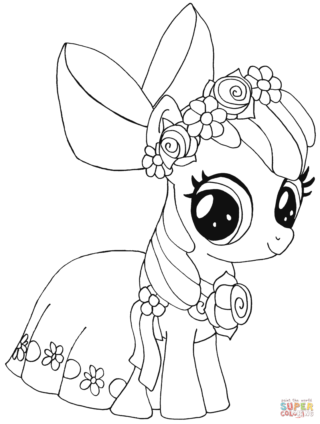 1118x1482 Drawn My Little Pony Apple Bloom