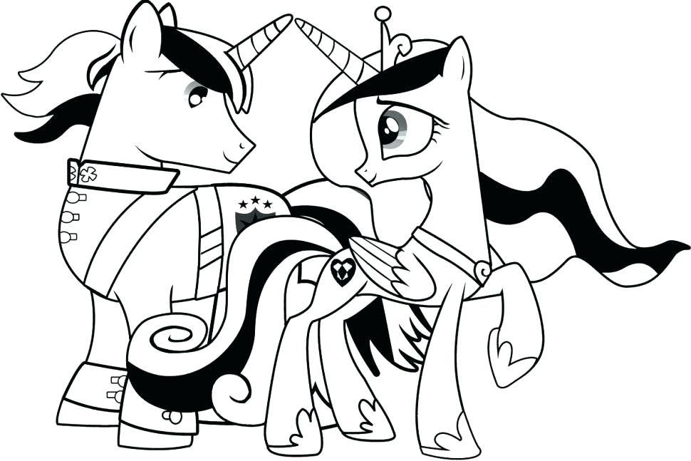 970x647 Pony Color Pages My Little Pony Coloring Pages To Print Little