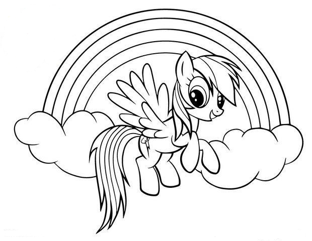My Little Pony Drawing Pictures