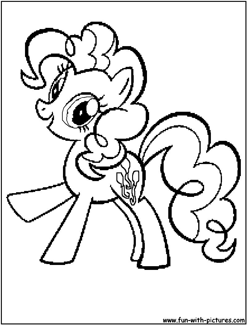 My Little Pony Ausmalbilder Tempest : My Little Pony Drawing Pinkie Pie At Getdrawings Com Free For