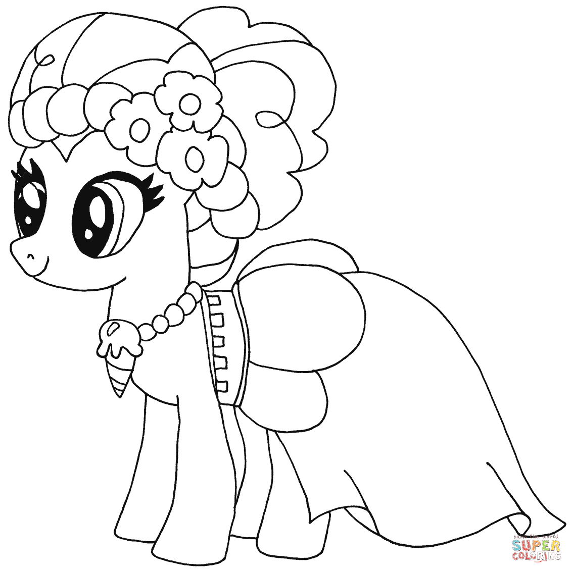 My Little Pony Tempest Ausmalbilder : My Little Pony Drawing Pinkie Pie At Getdrawings Com Free For