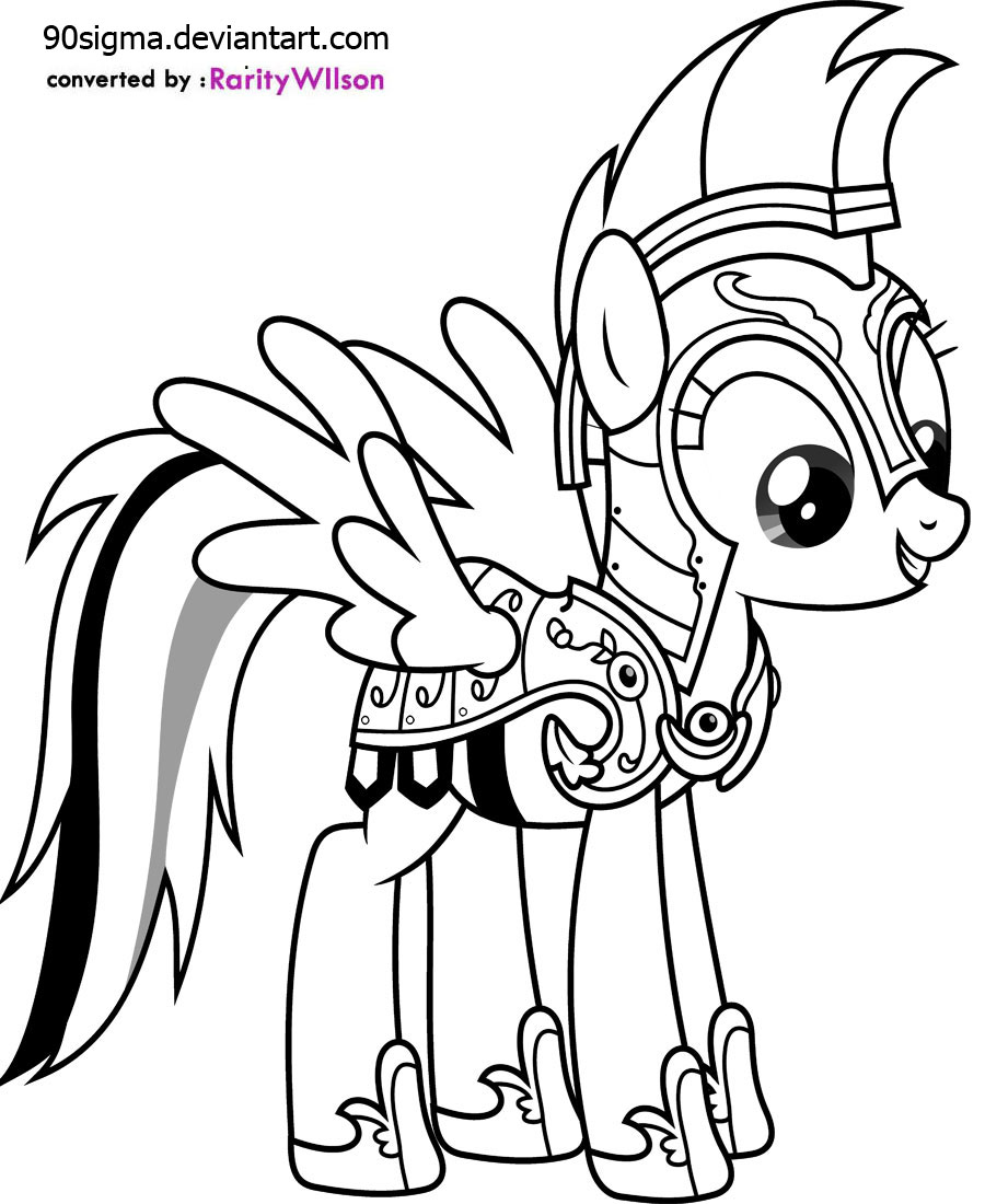 900x1100 Original My Little Pony Coloring Pages Printable For Kids Twilight