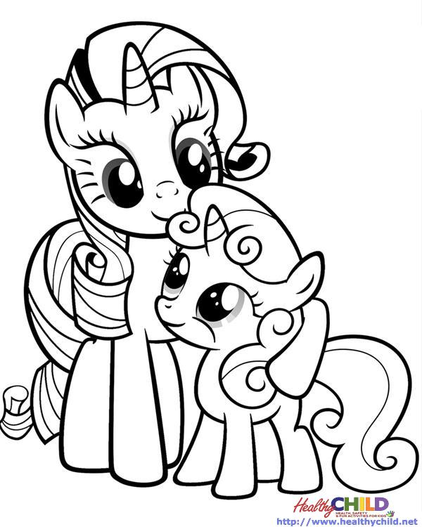 My Little Pony Friendship Is Magic Drawing