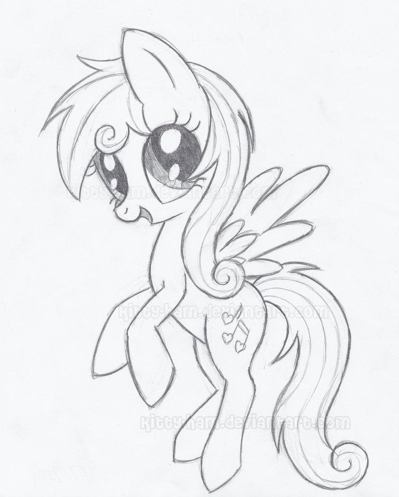 801x998 My Pony Oc By Kitty Ham