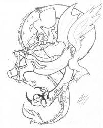 201x250 Mi Little Pony A Lapiz Dibujos A Lapiz