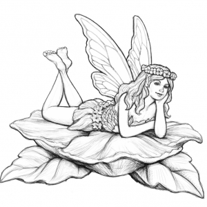 300x300 mythical creature coloring pages