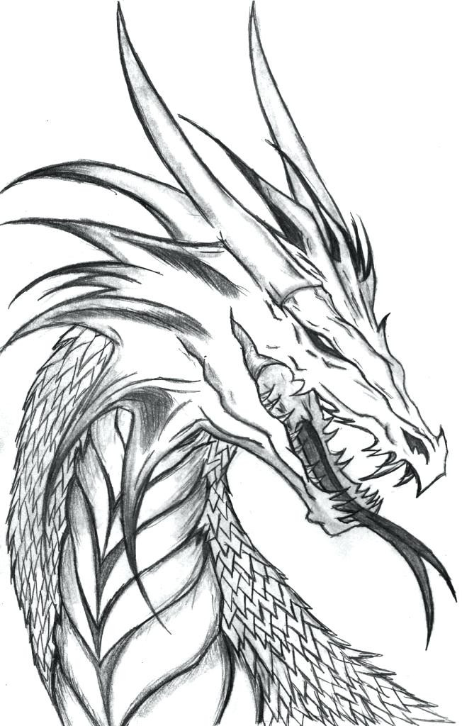 Mythical Drawing at GetDrawings | Free download